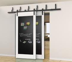 Diy Bypass Barn Door Hardware by Aliexpress Com Buy Diyhd 5ft 8ft Rustic Black Bypass Sliding