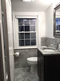 Gray Bathroom Tile by Services Bathrooms By Design Bathroom Renovation Remodeling