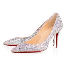 decollete 554 strass 85 aurora boreale strass women shoes