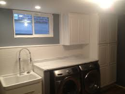 Laundry Room Upper Cabinets by Laundry Room Devries Home Solutions