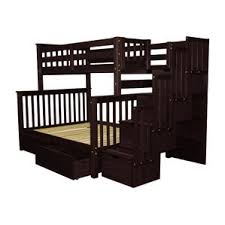 Wood Bunk Bed With Futon Futon Bunk Bed U2013 Shop Bunk Beds With Futons