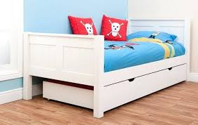 Single Bed Frame With Trundle Bed With Trundle Bed Trundle Storage Brunofelixarts