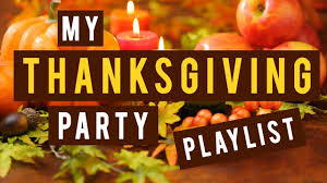 thanksgiving playlist electro pop best