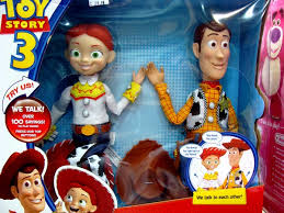 toy story 3 interactive buddies thinkway toys mattel