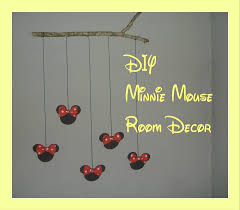 Mickey Mouse Bedroom Ideas Diy Minnie Mouse Room Decor Youtube