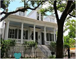plantation style houses new orleans homes and neighborhoods uptown new orleans homes