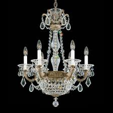 up down lighting chandelier schonbek 5076 la scala empire 8 light up down lighting chandelier