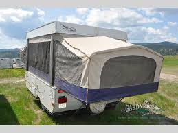Quest Pop Up Canopy by Used 2003 Jayco Quest 10x Folding Pop Up Camper At Gardner U0027s Rv