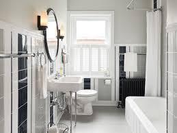 dove grey paint bathroom traditional with curved curtain rod