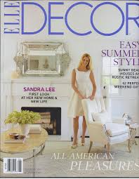 Home Design Magazine Covers by Elle Decor U0026 Vicente Wolf July 2012 Vicente Wolf