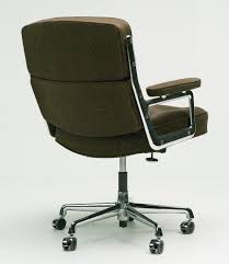 Office Chairs Without Wheels Price Charles Eames Vitra Es 104 Lobby Chair At 1stdibs