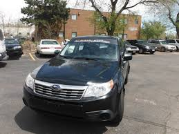 forester subaru 2009 buy 2009 subaru forester colorado springs co sabaru motor