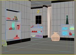 dressing room 01 3d model cgtrader