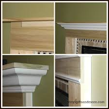 super saturday crafts fireplace remodel