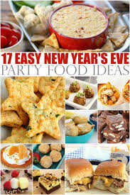 a new year u0027s eve prep guide for the ultimate pizazz food ideas