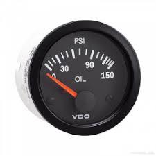 vdo gauges seaboard marine