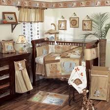 Nursery Decor Sets Baby Nursery Furniture Set With Jungle Theme Editeestrela Design