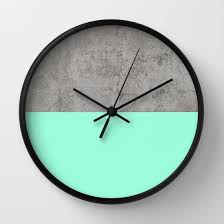cool wall clock cool wall clocks within for any room of the house ideas uk amazon