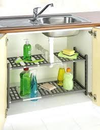 rangement sous evier cuisine rangement evier cuisine 66 trucs astuces qui fonctionnent pour