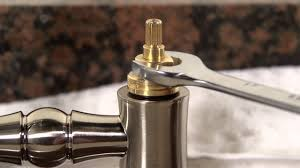 Moen Kitchen Faucets Installation Instructions by How To Clean A Kitchen Faucet Cartridge Youtube