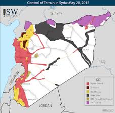 Damascus Syria Map by These Two Maps Show Isis U0027s Big Losses In Syria Vox