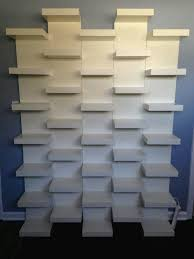 Ikea Wall Bookshelf Best 25 Ikea Shelves Ideas On Pinterest Ikea Ideas Ikea