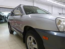 2002 hyundai santa fe v6 2002 used hyundai santa fe lx 2wd automatic v6 at luxury automax