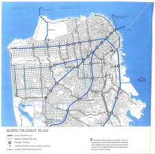 Bart Route Map by A Fascinating Look At How The Bart Map Has Changed Over The Years