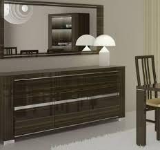 Esszimmer Buffet Modernes Esszimmer Bilder Esszimmer Design Mit Chrom Holz Esstisch