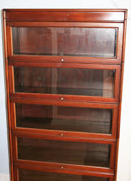 Lawyers Bookshelves by 1920s Mahogany Stacking Lawyers Bookcase Antiques Atlas