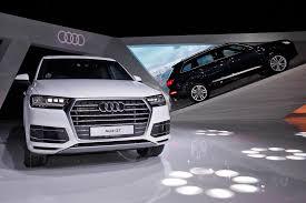 Audi Q7 Black Edition - audi q7 quattro