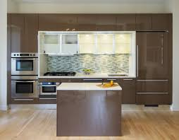 glass kitchen cabinet concrete countertops frosted glass kitchen cabinets lighting