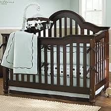 Rockland Convertible Crib Rockland Heirloom Convertible Crib Coffee Jcpenney