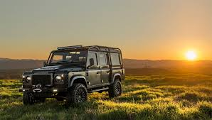 land rover wolf ecd automotive design custom land rover defender shop