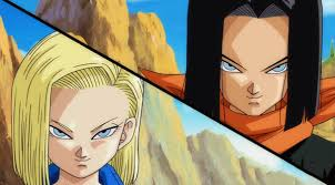 android 18 and cell toriyama reveals android 17 18 names other mysteries