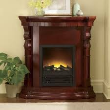 Corner Electric Fireplace Convertible Corner Electric Fireplace From Seventh Avenue