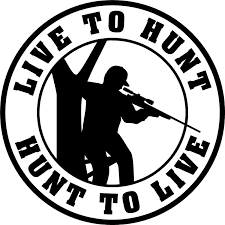 hunting truck decals live to hunt hunt to live hunting decal