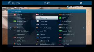 netup tv android client