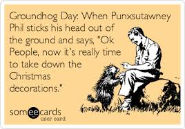 groundhog day cards groundhog day when punxsutawney phil sticks his out of the