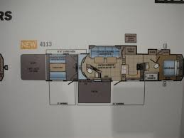Jayco 5th Wheel Rv Floor Plans by 2017 Jayco Seismic 4113 Fifth Wheel Cincinnati Oh Colerain Rv