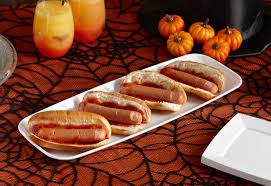 halloween dog fingers