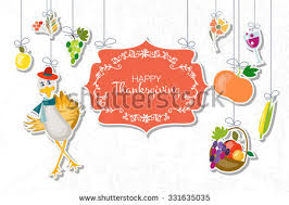 Indian Thanksgiving Basket Harvest Indian Thanksgiving Stock Images Royalty Free
