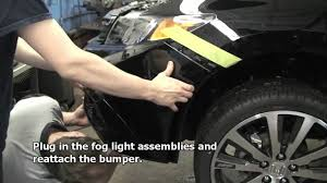 episode 206 2012 honda civic 4dr fog light kit installation