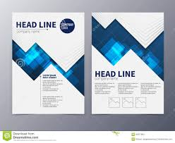 technical brochure template vector technology line brochure collection 8 wallpapers