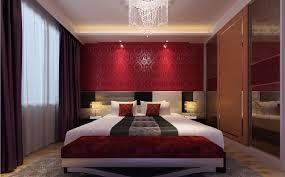 Red Bedrooms Decorating Ideas - bedroom master bedroom with bathroom and walk in closet diy