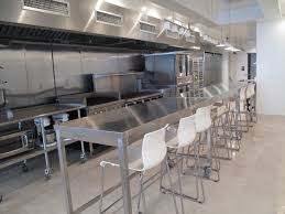 kitchen fascinating commissary kitchen in your living room food
