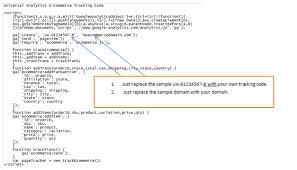 google analytics setup checklist