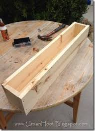 Homemade Planter Boxes by 290 Best Diy Planter Seat Images On Pinterest Gardening Planter