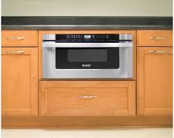 kitchen island with microwave drawer best 25 microwave drawer ideas on purple storage