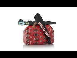 poppins bag ornament
